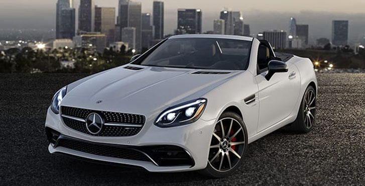 2020 Mercedes-Benz SLC Roadster performance