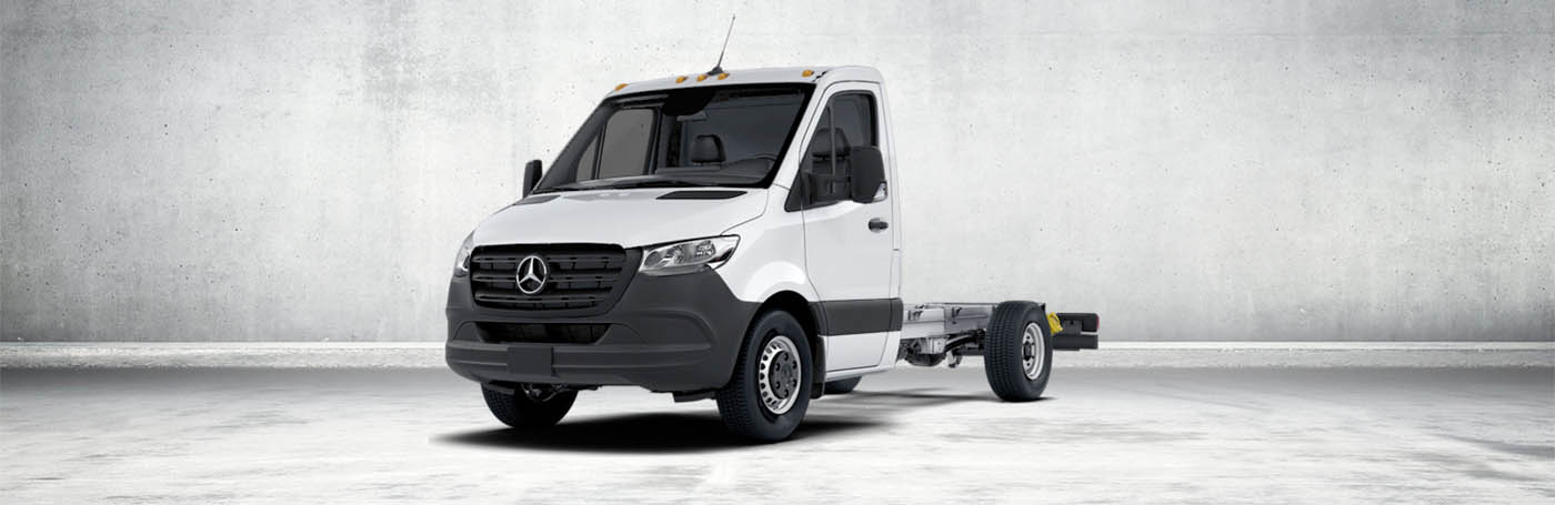 2020 Mercedes-Benz Sprinter Cab Chassis Main Img