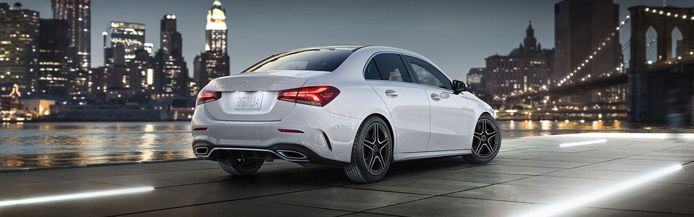 2021 Mercedes-Benz A-Class Sedan Appearance Main Img