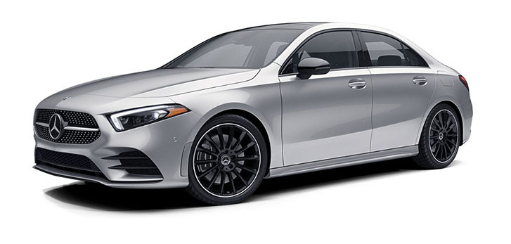 2021 Mercedes-Benz A-Class Sedan appearance
