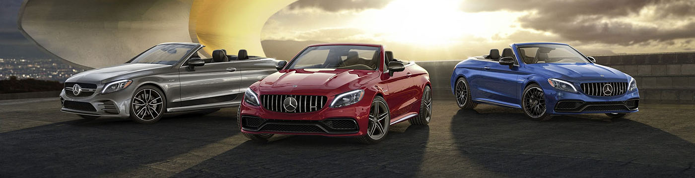 2021 Mercedes-Benz AMG C-Class Cabriolet Appearance Main Img