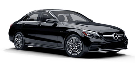 2021 Mercedes-Benz AMG C-Class Sedan
