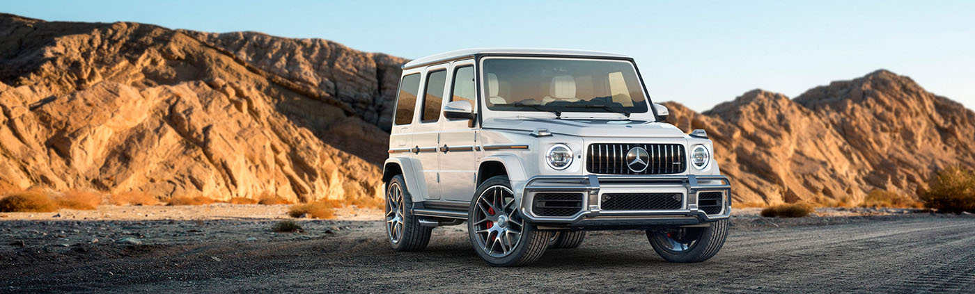 2021 Mercedes-Benz AMG G-Class SUV Main Img