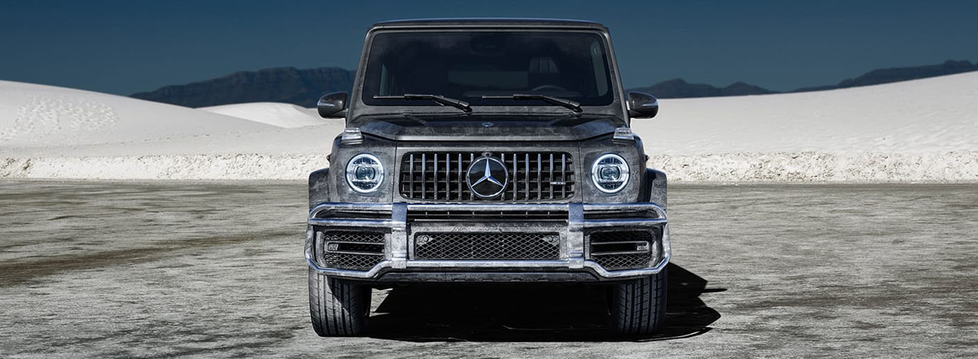 2021 Mercedes-Benz AMG G-Class SUV Safety Main Img
