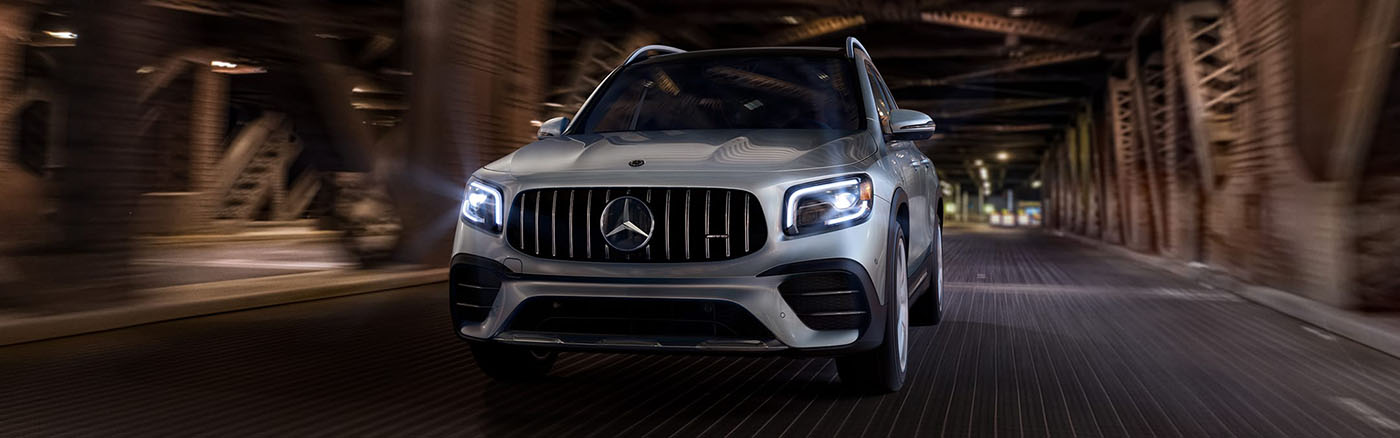 2021 Mercedes-Benz AMG GLB SUV Appearance Main Img
