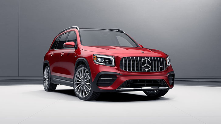 2021 Mercedes-Benz AMG GLB SUV appearance