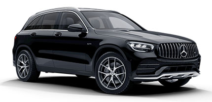 2021 Mercedes-Benz AMG GLC SUV