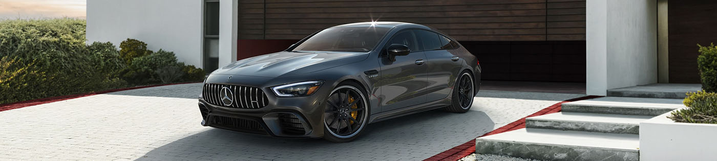 2021 Mercedes-Benz AMG GT 4-door Coupe Appearance Main Img