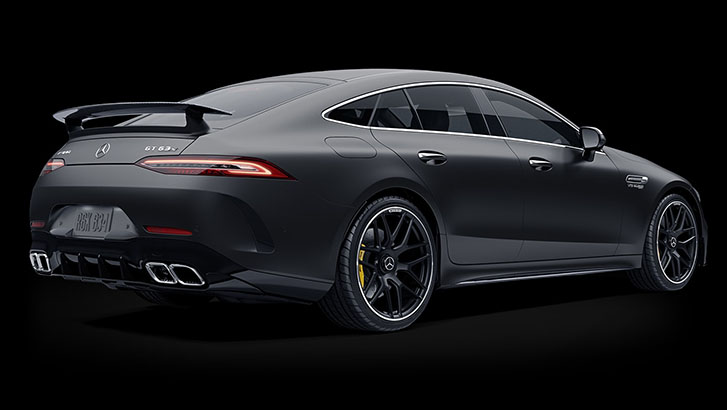 2021 Mercedes-Benz AMG GT 4-door Coupe appearance