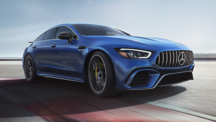 2021 Mercedes-Benz AMG GT 4-door Coupe performance