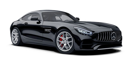 2021 Mercedes-Benz AMG GT Coupe