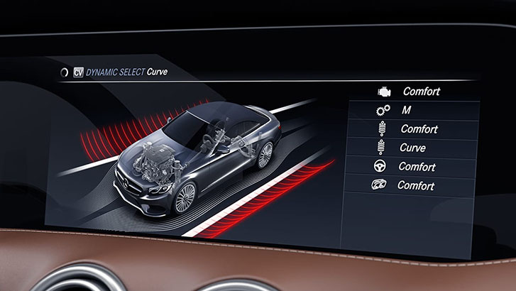 2021 Mercedes-Benz AMG S-Class Cabriolet performance