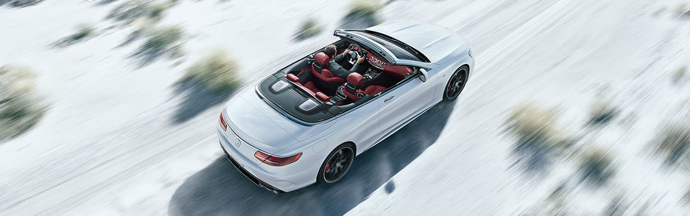 2021 Mercedes-Benz AMG S-Class Cabriolet Safety Main Img