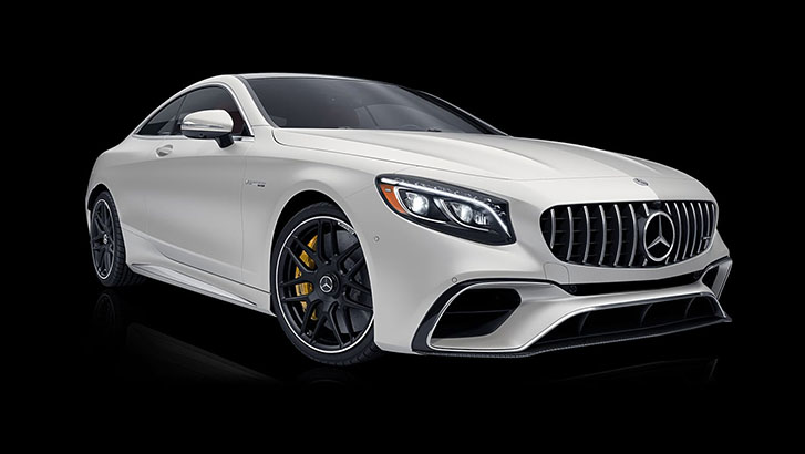 2021 Mercedes-Benz AMG S-Class Coupe appearance