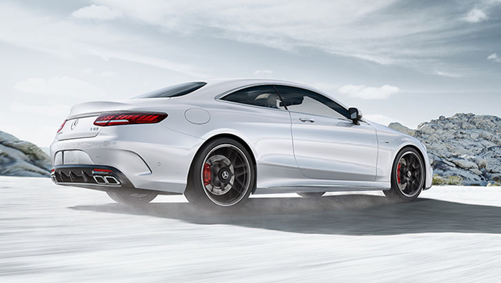 2021 Mercedes-Benz AMG S-Class Coupe performance