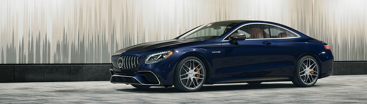 2021 Mercedes-Benz AMG S-Class Coupe Safety Main Img