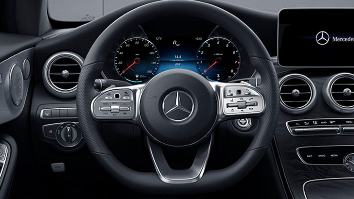 2021 Mercedes-Benz C-Class Coupe comfort