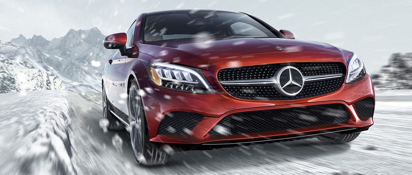 2021 Mercedes-Benz C-Class Coupe Safety Main Img