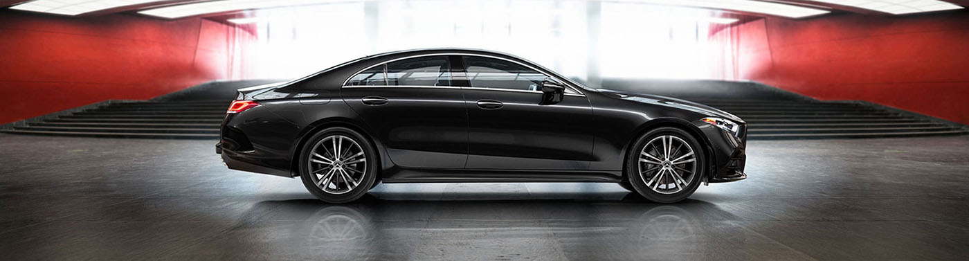 2021 Mercedes-Benz CLS Coupe Appearance Main Img
