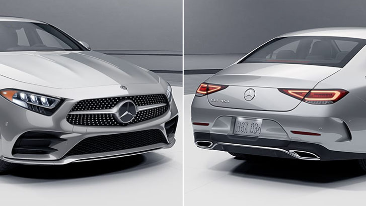 2021 Mercedes-Benz CLS Coupe appearance