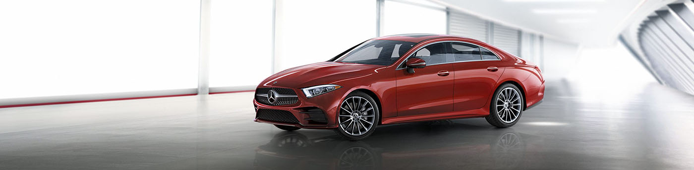 2021 Mercedes-Benz CLS Coupe Main Img