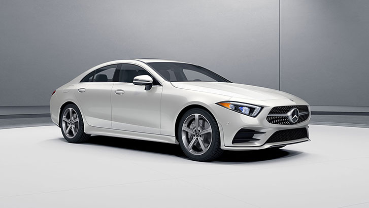 2021 Mercedes-Benz CLS Coupe safety