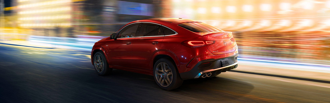2021 Mercedes-Benz GLE Coupe Safety Main Img