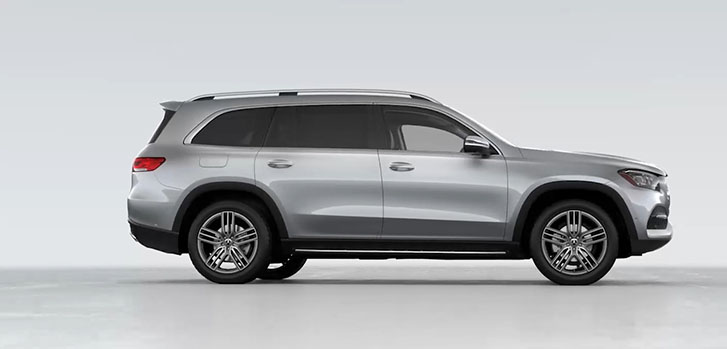 2021 Mercedes-Benz GLS SUV appearance