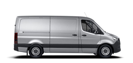 2021 Mercedes-Benz Sprinter Cargo Van