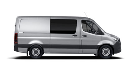 2021 Mercedes-Benz Sprinter Crew Van