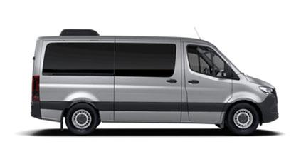 2021 Mercedes-Benz Sprinter Passenger Van