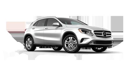 2017 Mercedes-Benz GLA SUV