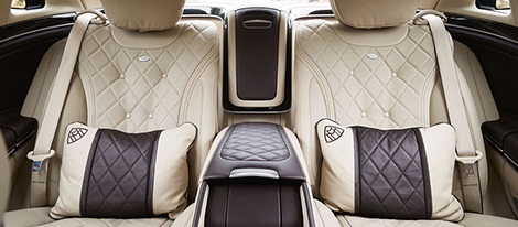 Designo Exclusive Semi-Aniline Leather Upholstery