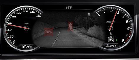 Night View Assist PLUS