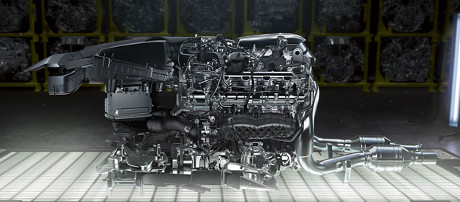 Racing-Derived Engine Technology