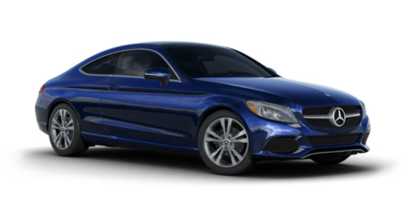 2018 Mercedes-Benz C Class Coupe