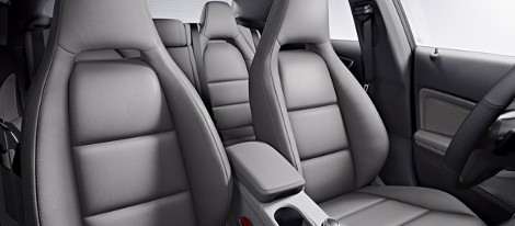 Sport Front Seats With Adjustable Cushion Length