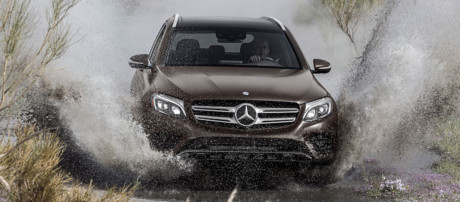 4MATIC® All-Wheel Drive