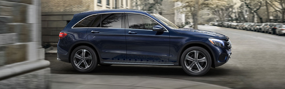 2018 Mercedes-Benz GLC SUV Warranty