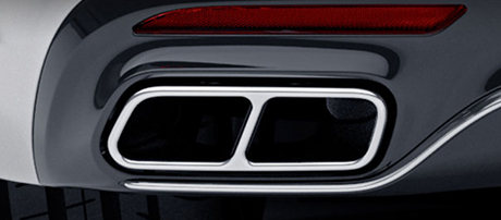 Dynamic Sport Exhaust With Active Exhaust Flaps