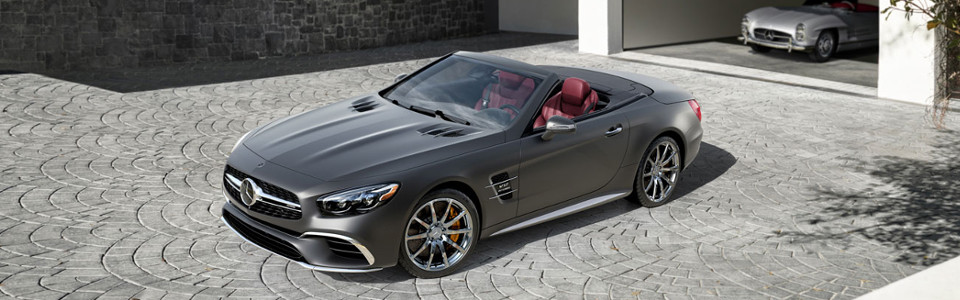 2018 Mercedes-Benz SL Roadster Warranty
