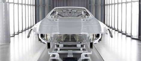 Aluminum Body Structure