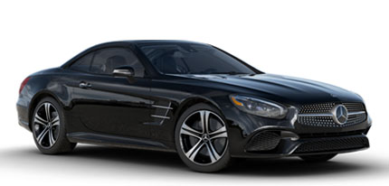 2019 Mercedes-Benz SL Roadster