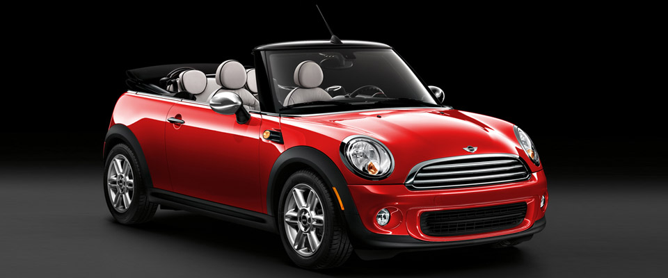 2016 Mini Convertible Appearance Main Img