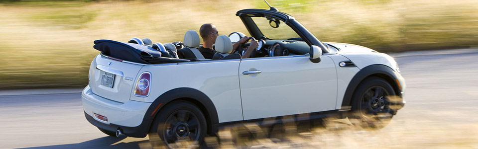 2016 Mini Convertible Safety Main Img