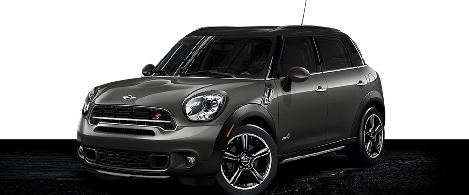 2016 Mini Countryman Main Img