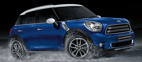 2016 Mini Countryman performance