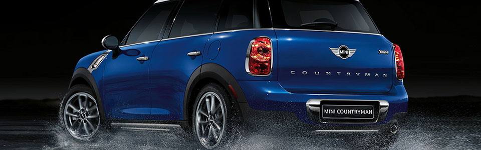 2016 Mini Countryman Safety Main Img