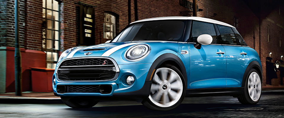 2016 Mini Hardtop 4 Door Appearance Main Img