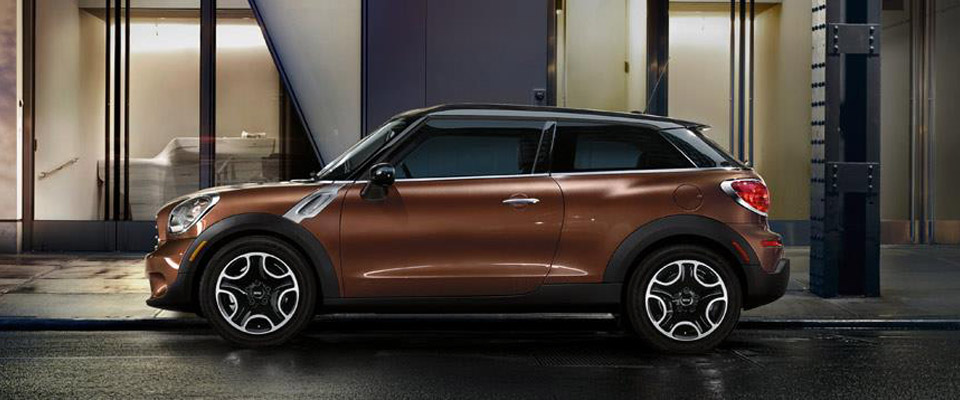 2016 Mini Paceman Appearance Main Img